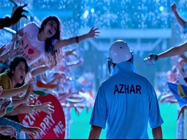 Azhar is not a biopic on former India captain Md Azharuddin. (YouTube)