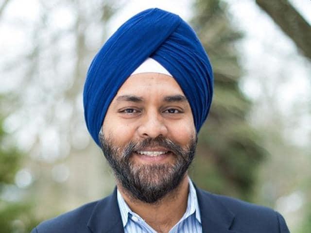 Sikh engineer,Manjit Singh,Barack Obama
