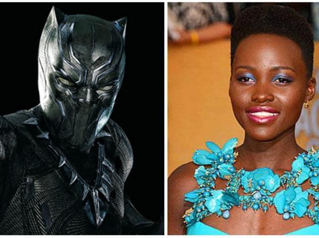 Lupita Nyong'o,Lupita Nyong'o Black Panther,Black Panther
