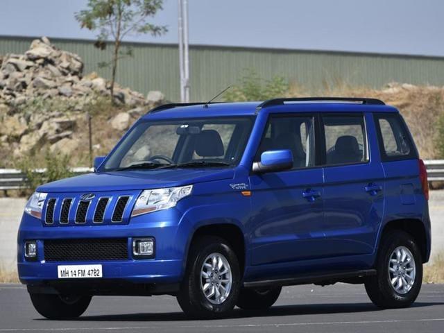 Mahindra,TUV300,compact SUV