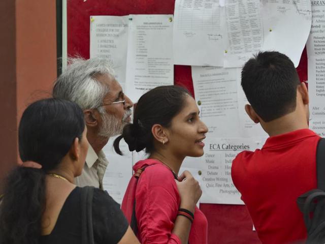 Delhi university,DU admissions 2016,campus calling