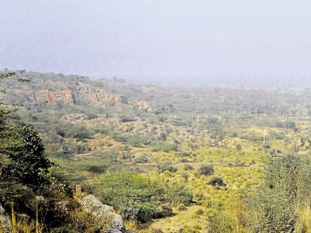 Aravalli,bhood areas,groundwater recharge