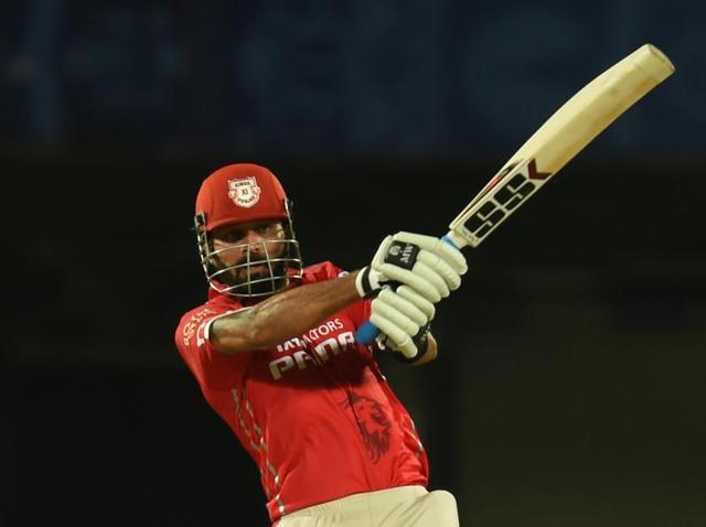 Wriddhiman Saha's 56 off 40 balls was instrumental in Kings XI Punjab's win overMumbai Indians on Friday.