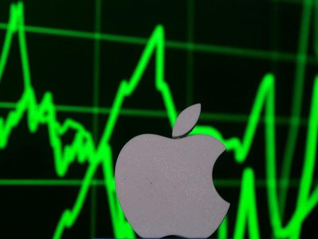 Apple's stock is now off more than 14% since the beginning of the year and down one-third from the peak of $132.54 one year ago.