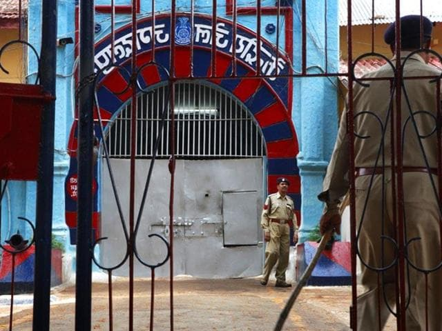 Satna central jail,laughter therapy at Satna jail,Satna