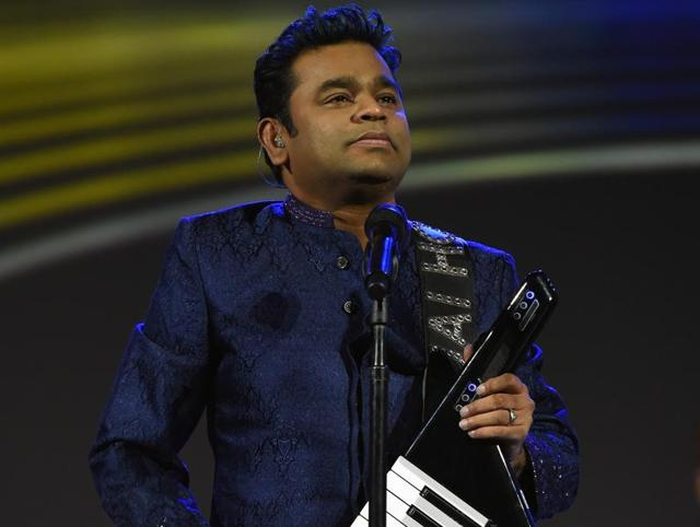 AR Rahman calls the iconic actor-director an enigma; also talks about jamming with guitar legend Carlos Santana.