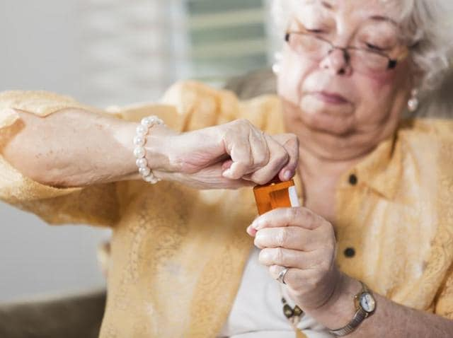 For women above age 60, the risks of taking calcium pills outweigh the benefits, finds a new research.