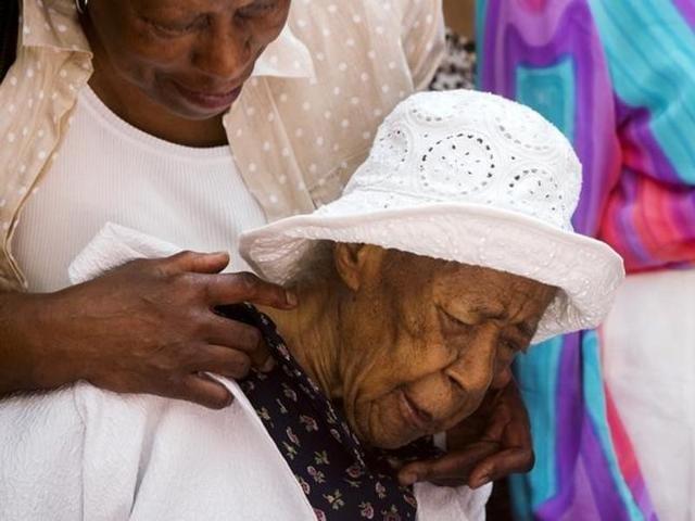 World's oldest person,Susannah Mushatt Jones,Emma Morano