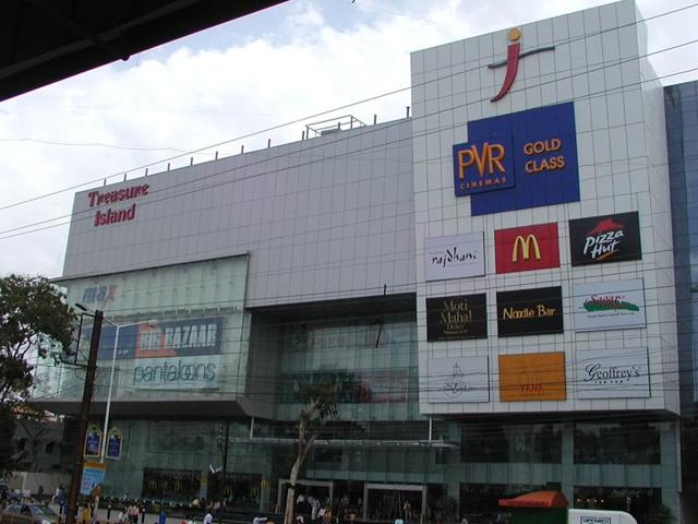 The state's first mall-cum-multiplex has been at the centre of controversy ever since it was inaugurated in 2005.