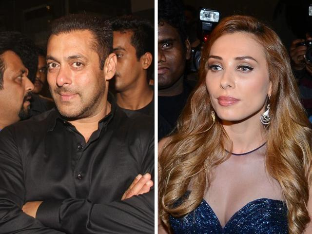 Salman Khan and Iulia Vantur made their relationship public on Friday when they attended Preity Zinta's wedding reception together on Friday.