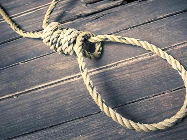 Suicide,Police custody,Sambhal
