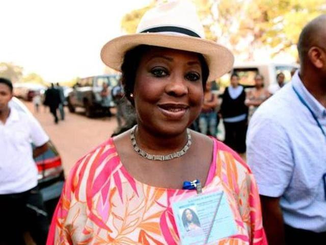 "Fifa's new secretary general Fatma Samoura vowed ""to help football restore its tarnished image""."