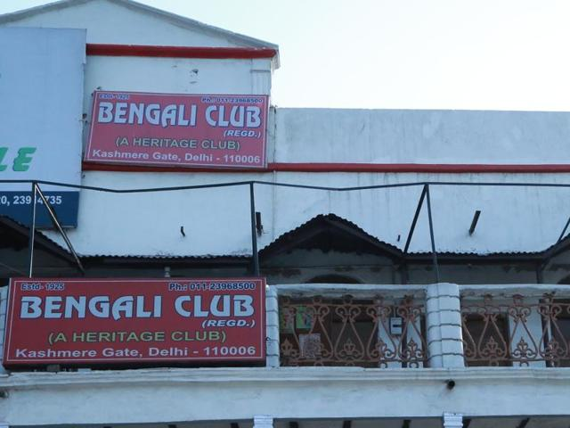 Delhi's oldest Bengali Club is back in action!