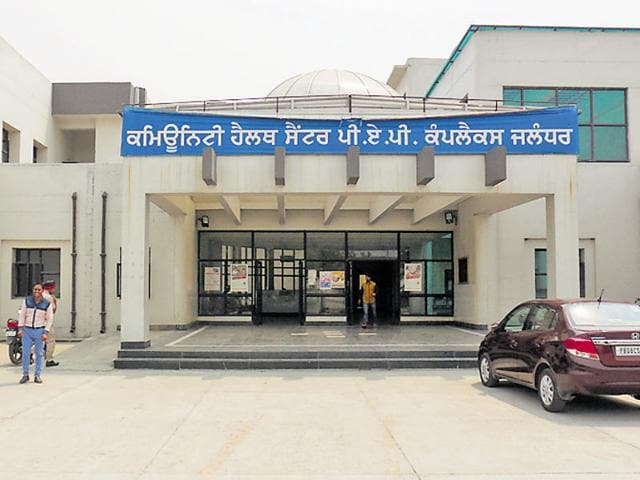 The round-the-clock health centre started functioning two years ago after it was built to cater to residents of surrounding areas.