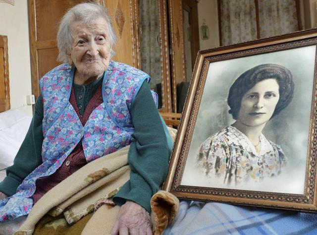 At 116 years of age, Italy's Emma Morano is now the oldest person in the world and is believed to be the last surviving person in the world who was born in the 1800s.