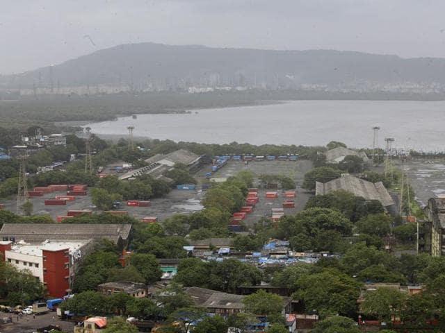 Mumbai port trust is the city's largest land owner.