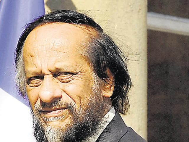 The court fixed July 11 as the date to supply a copy of the chargesheet to Pachauri. (HT file photo)