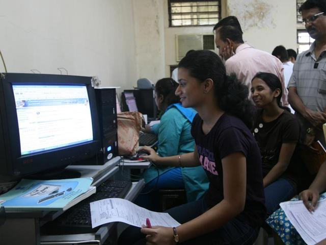 According to the FYJC admissions and information booklet published by the school education department, the aspirants will first have to mandatorily fill forms part 1 and 2 online before they seek admission to quota seats.