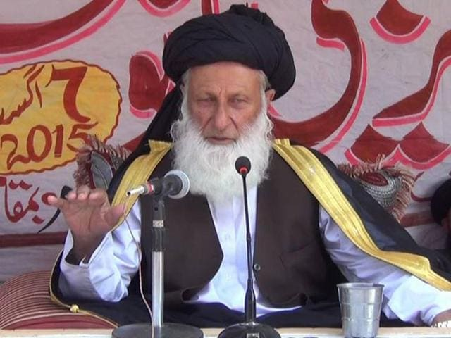 Muhammad Khan Sherani, the head of the Council of Islamic Ideology. (Facebook)
