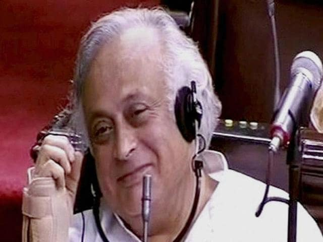 "In his farewell speech, Congress MP Jairam Ramesh described himself and finance minister Arun Jaitley as ""sparring partners""."