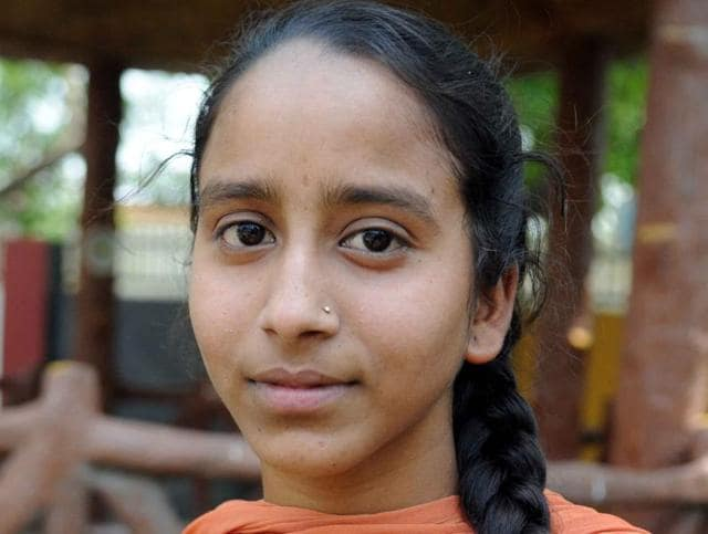 Pooja Rani, whose father works as a waiter in marriage and other functions, topped the list in vocational stream results.