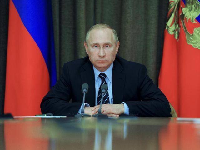 Vladimir Putin,Russian President,NATO