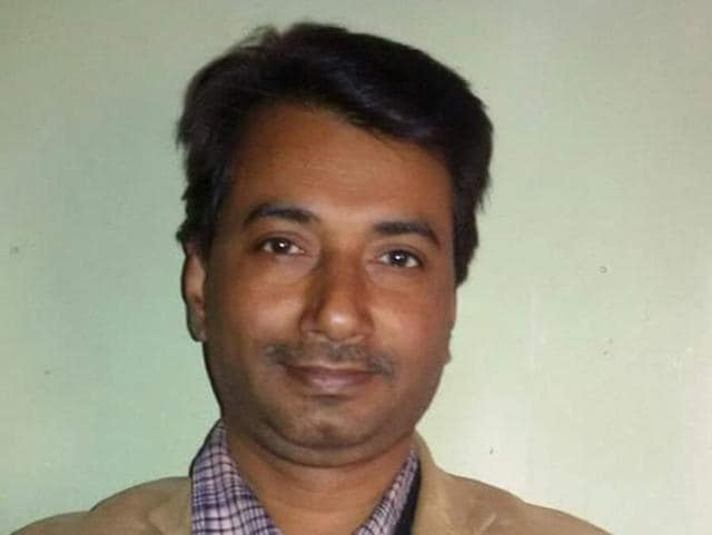 Rajdeo Ranjan, a journalist with Hindustan, was killed near the Siwan railway station on Friday.