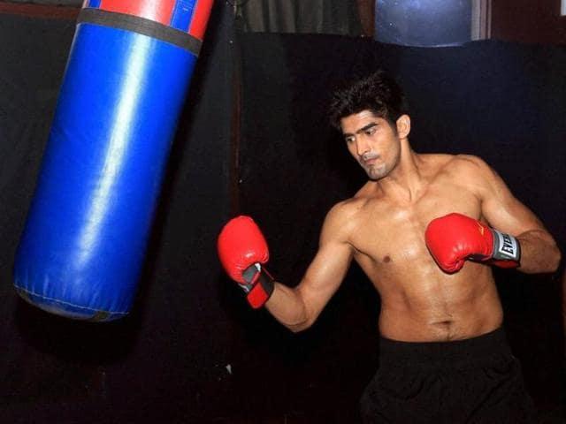 Vijender Singh,Andrzej Soldra,WBO Asia title