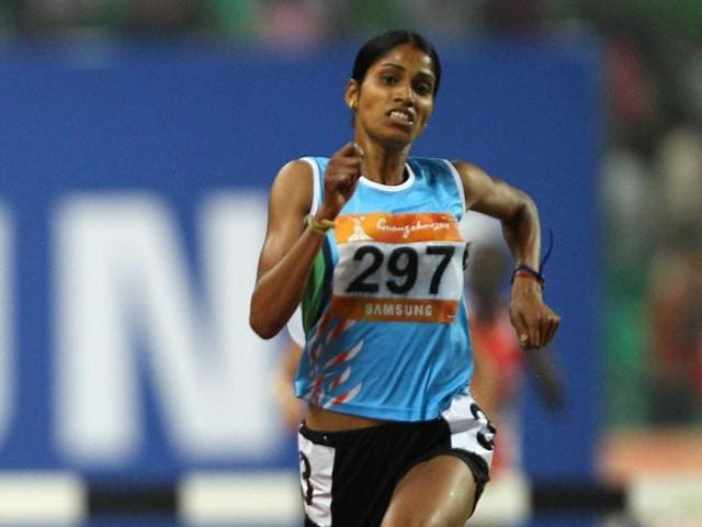Sudha clocked 9:26.55 to surpass the existing national record of 9:27.09 which was set by Lalita Shivaji Babar at the 2016 Federation Cup.