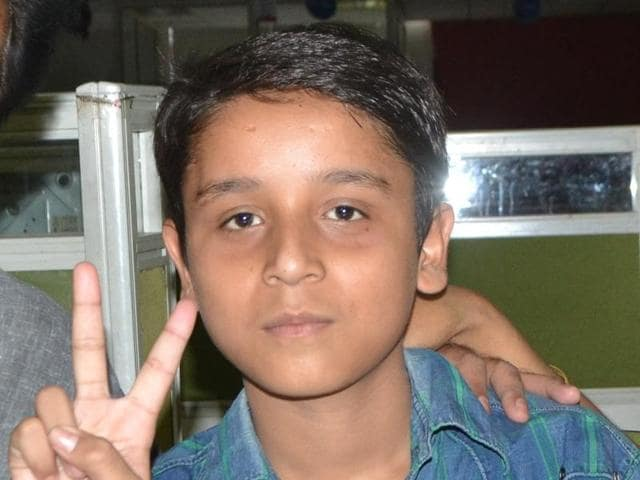 Aakash Khatwani is just 12 years old but he has cleared an examination that teenagers study hard for.