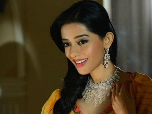Amrita Rao in a still from Vivah. (YouTube)