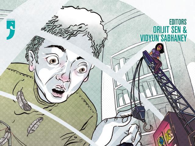 Graphic,Non-fiction,Orijit Sen