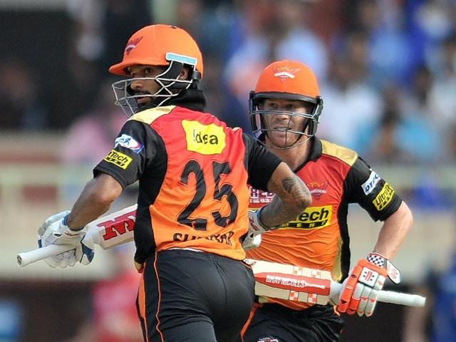 IPL 2016,Murali Vijay,David Warner