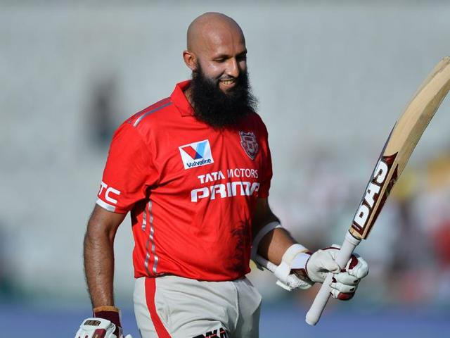 Hashim Amla finally came good for Kings XI but his knock of 96 went in vain as they lost to Sunrisers by seven wickets.