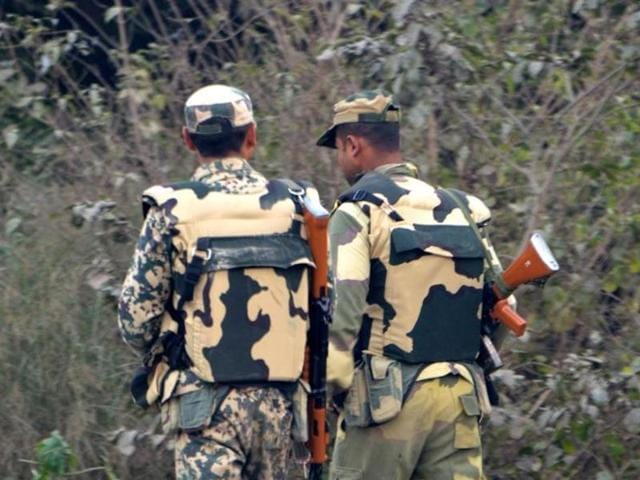 Indian Army,Northeast infantry unit,Jawan dies during training