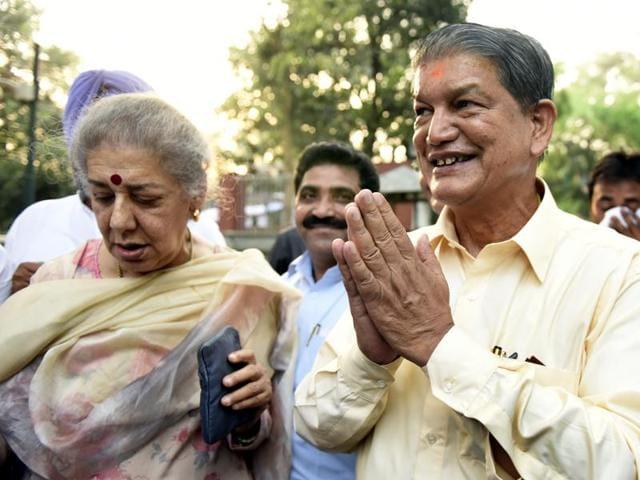 Uttarakhand trust vote,Harish Rawat,Uttarakhand President's Rule