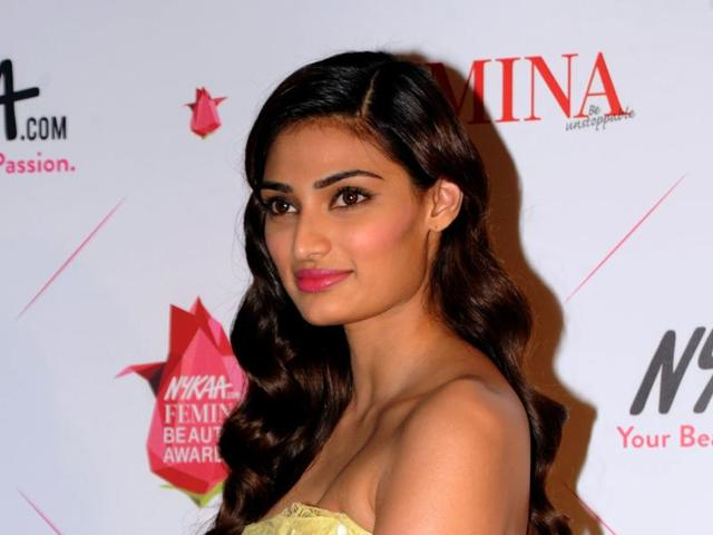 Athiya Learns Mixed Martial Arts To Stay Fit Bollywood Hindustan