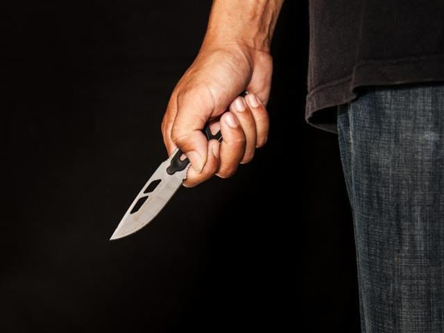 Image result for attack on girl with knife