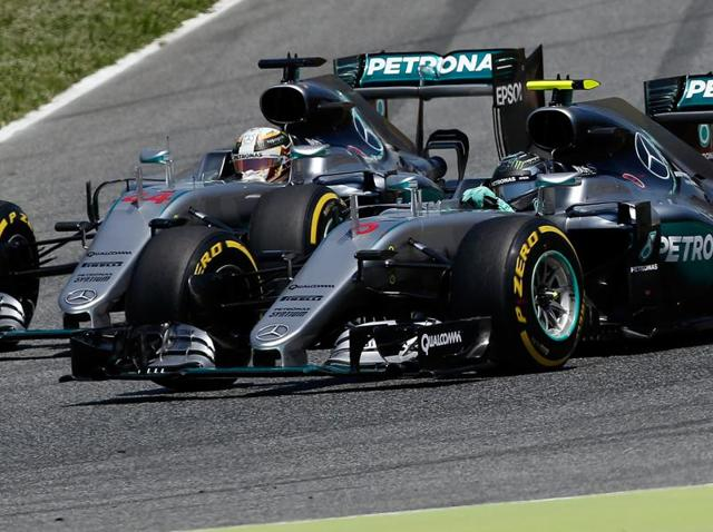 Formula One,Spanish Grand Prix,Lewis Hamilton