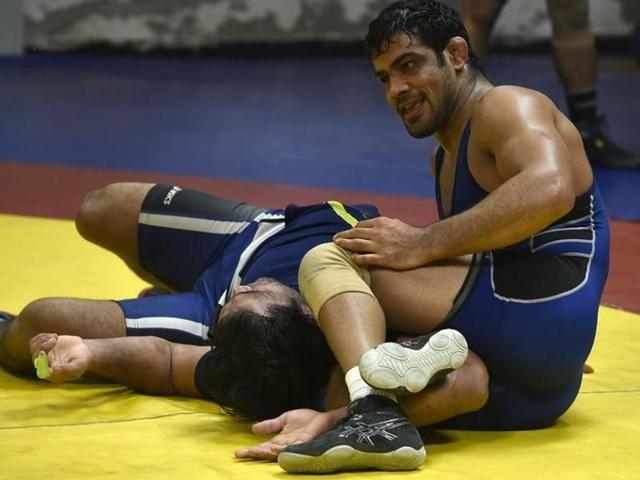 Sushil Kumar,Rio 2016,Wrestling Federation of India