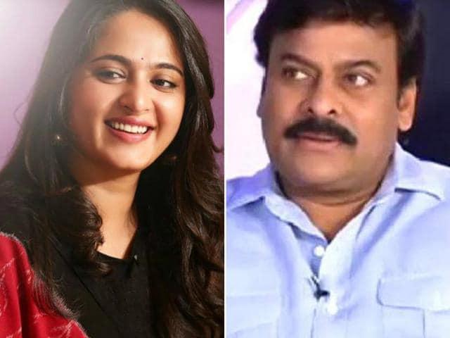 Anushka Shetty,Chiranjeevi,Kaththi Telugu remake