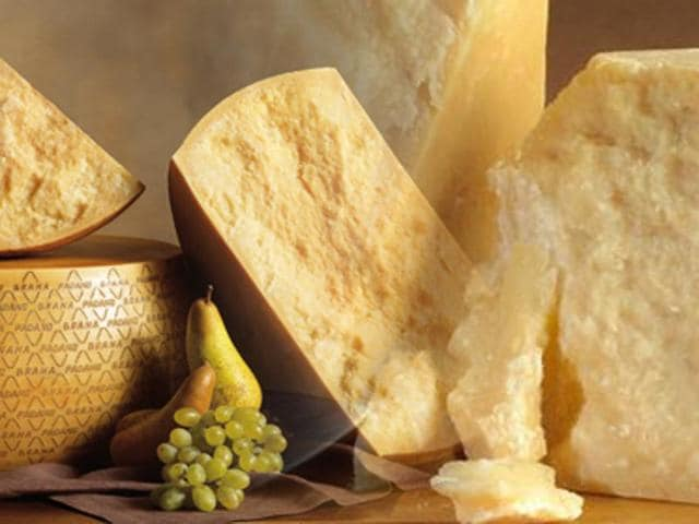 Science and medicine have constantly revealed new superfoods that dramatically improve our health and now, and the latest in wonder snacking is an Italian cheese called Grana Padano.