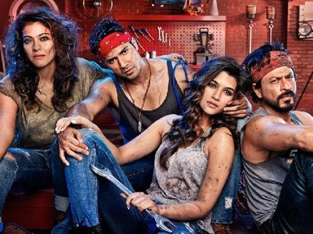 Dilwale was a Rohit Shetty outing which proved to be a dud at the box office.