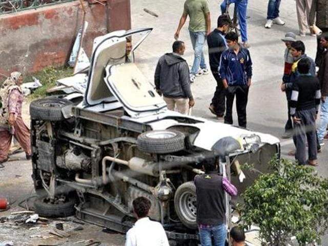 The panel constituted by the Haryana government to probe acts of omission and commission on part of police and civil administration officials during the February Jat quota violence has indicted 90 officials.