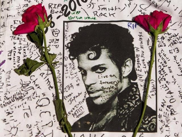Prince,Prince private church service,Music icon Prince