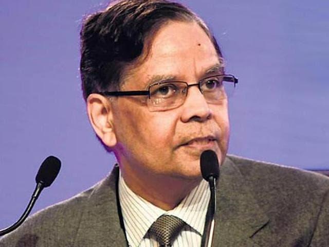 NITI Aayog vice chairman, and noted economist, Dr Arvind Panagariya.