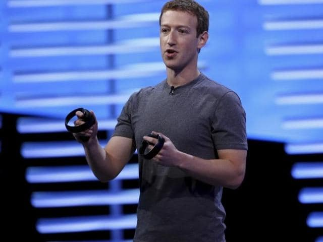 """File photo of  Facebook CEO Mark Zuckerberg . Facebook is under fire after a report accused it of manipulating its """"trending topics"""" feature to promote or suppress certain political perspectives. Facebook has denied the claims."""