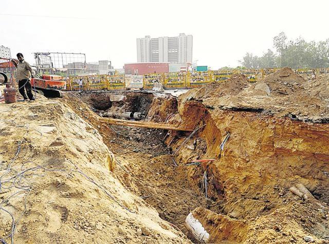 Noida,Traffic,NH-24