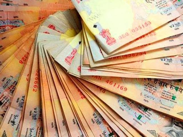 The rupee slipped by another three paise to hit 2-month closing low of 66.80 against dollar.