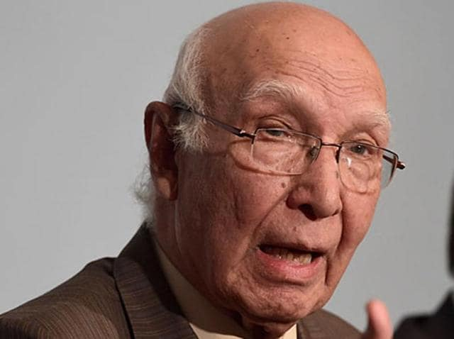 Foreign policy chief Sartaj Aziz has said Pakistan will upgrade its defensive capabilities to counter India's test of an interceptor missile.